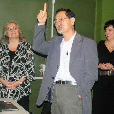 Diretor da COPPE, Prof. Watanabe, fez um pronunciamento